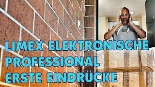 Limex Elektronische Professional - Eindrücke und Hörprobe