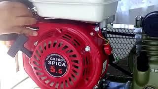 Cara menyalakan kompresor swan mogok
