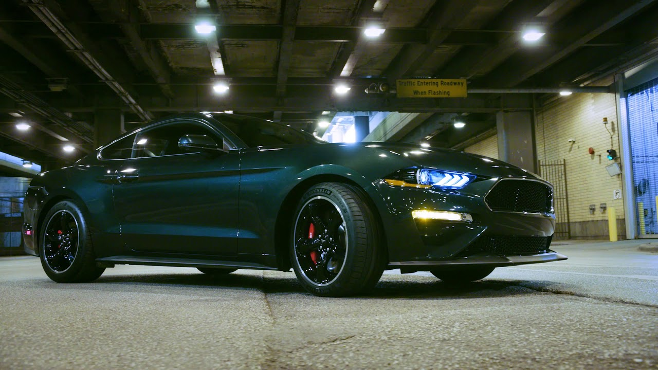 2018 ford mustang bullitt my2019 youtube. Black Bedroom Furniture Sets. Home Design Ideas