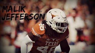 Malik Jefferson ||