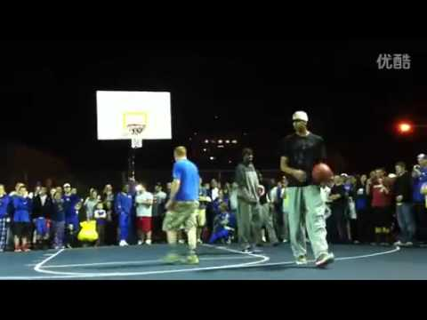Anthony Davis street 1v1 in Kentucky_Easy Basketball