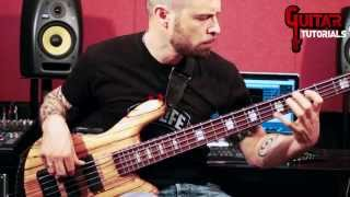 Purple Haze (The Jimi Hendrix Experience) - Bass Tutorial with Luca Frangione