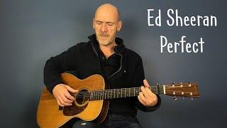 Ed Sheeran - Perfect - Guitar lesson - By Joe Murphy