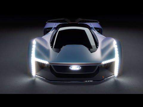 Introducing Team Fordzilla P1: the Ultimate Virtual Race Car