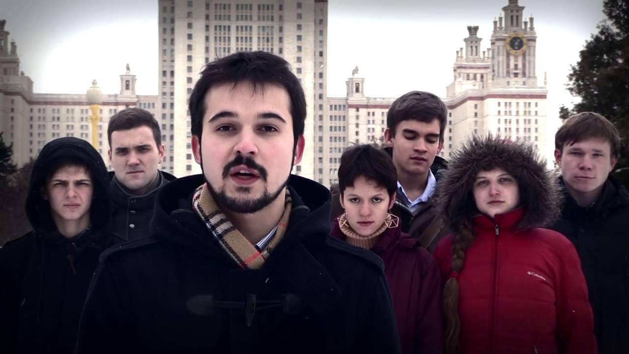 Studenți ruși se scuză pentru războiul din Ucraina
