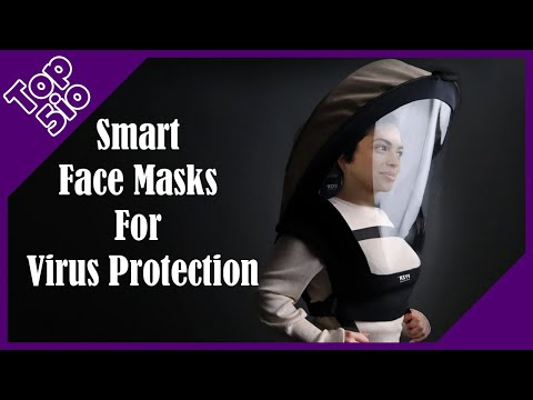 Top 5 New Smart Face Masks For Virus Protection 2020