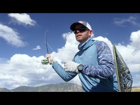 Amplitude Smooth Trout Fly Line Video - Scientific Anglers