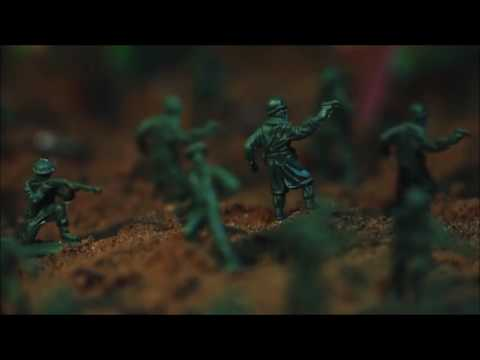 Like toy soldiers - only chorus
