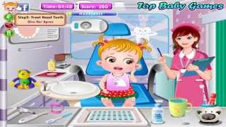 Baby Hazel Dental Care -Best Cute Baby Games- 3D Movie Game 2014