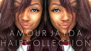 amour jayda hair collection review