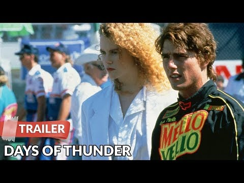 Days of Thunder 1990 Trailer HD | Tom Cruise | Nicole Kidman