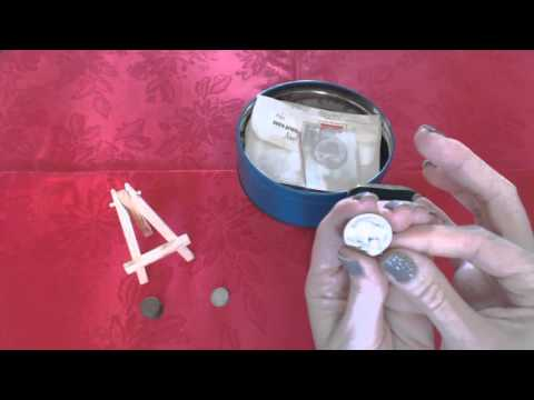 ASMR Southern Accent Soft Spoken ~*~ Coin Collection Video