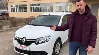 Renault Logan 2014, 1.6 (82 л.с.) МТ, Обзор Автосалон Boston от Сергея Бабинова