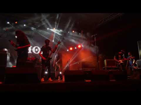 ZION - Aerials (SOAD/Amon Amarth) Live @ METU NCC Spring Fest '18
