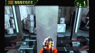 Star Wars Rebel Assault II The Hidden Empire Walkthrough Chapter 2 The Corellia Star