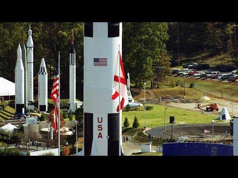 Huntsville's Secret Space Program