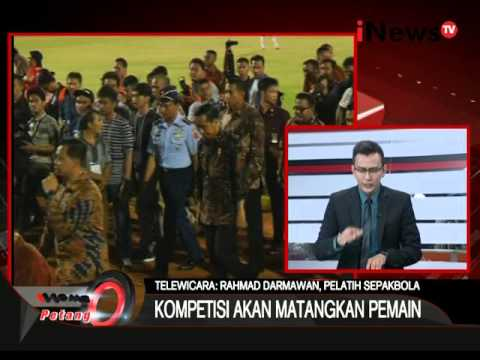 Dialog 02: Gusti Randa, Tersungkurnya Sepakbola Indonesia - iNews Petang 16/10