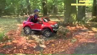 Купить детский электромобиль джип Ford Ranger(Вы можете купить детский электромобиль джип Ford Ranger на нашем сайте, пройдя по ссылке ниже http://www.gera-sport.ru/katalog/de..., 2016-02-18T20:47:33.000Z)
