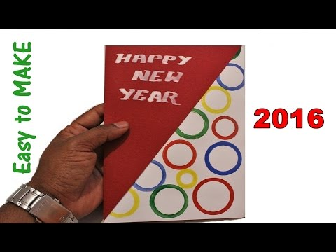 DIY - How to make a New year Greeting Card - 2017 | Christmas Greeting Card<a href='/yt-w/1oGb3WcMKhA/diy-how-to-make-a-new-year-greeting-card-2017-christmas-greeting-card.html' target='_blank' title='Play' onclick='reloadPage();'>   <span class='button' style='color: #fff'> Watch Video</a></span>