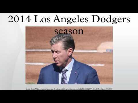 2014 Los Angeles Dodgers season