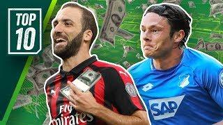 10 Vereine, die sich zum Erfolg kauften - und wie es einigen geschadet hat