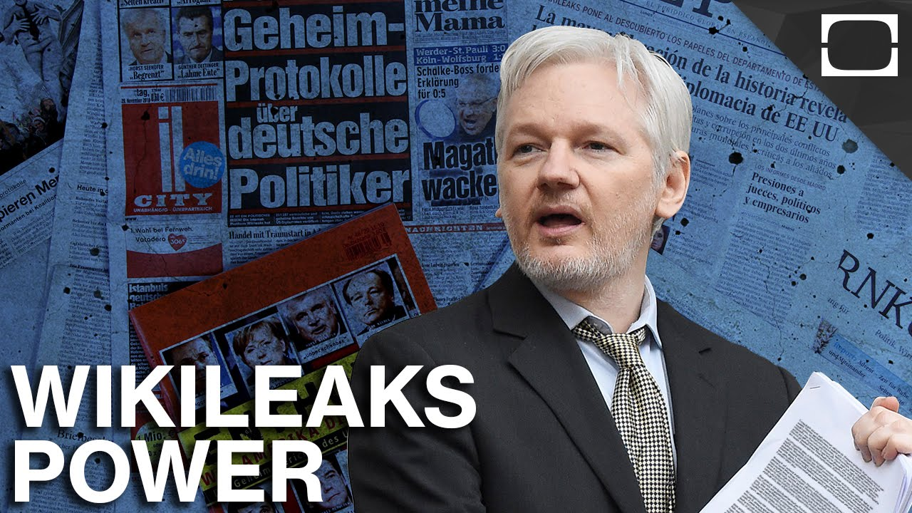 How Powerful Is WikiLeaks? - YouTube YouTube