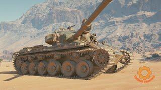 ЦЕНТУРИОН - герой Холодной войны, спаситель Израиля и самый успешный британский танк