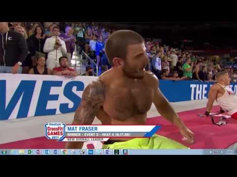 Mat Fraser CrossFit Games 2017 - Amanda  45