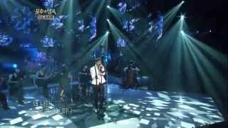 [HIT] 불후의 명곡2-지오(G.O) - 왜 나만.20121006 Video