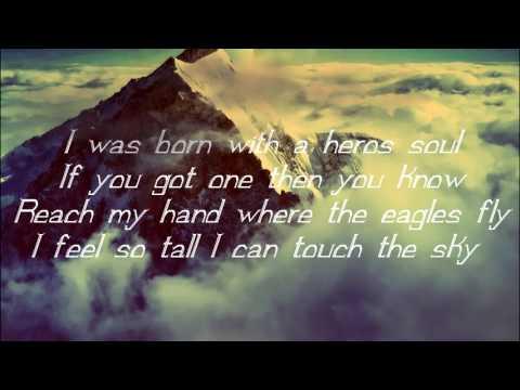 Manowar - Touch the Sky (lyrics)