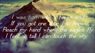 Manowar - Touch the Sky (lyrics)
