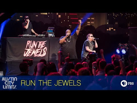 Check out Run The Jewels on Austin City Limits!