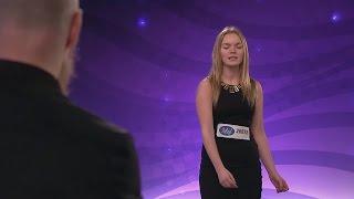Maria Andersson - Tuff brud i lyxförpackning (hela audition) - Idol Sverige (TV4)