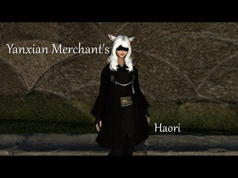 FFXIV: Yanxian Merchant's Haori