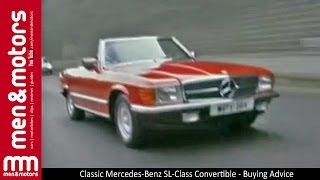Classic Mercedes-Benz SL-Class Convertible - Buying Advice