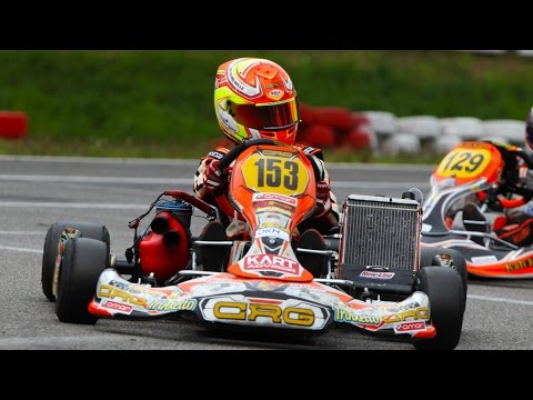 DKM Ampfing Race 2   5th   7th May 2017   Deutsche Kart Meisterschaft