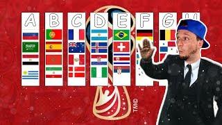WM 2018 Auslosung der Vorrunde - Wer sind die Favoriten?