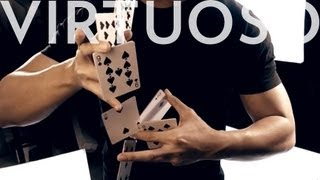 Card Flourishes (Cardistry) - Virtuoso : Test Room
