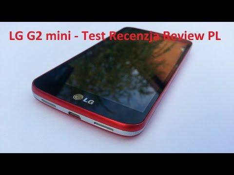 LG G2 mini - Test Recenzja Review PL