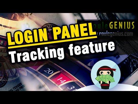 0 - #10 Login Details (Location Panel)