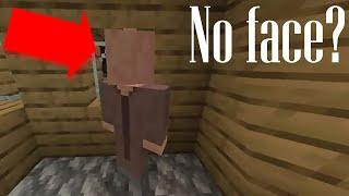 Minecraft CREEPYPASTA: Faceless Villager (Feat. MrHoneyBun)