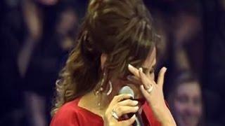 احلام تبكي بسبب احراج راغب علامة لها في برنامج عرب ايدول - Arab Idol