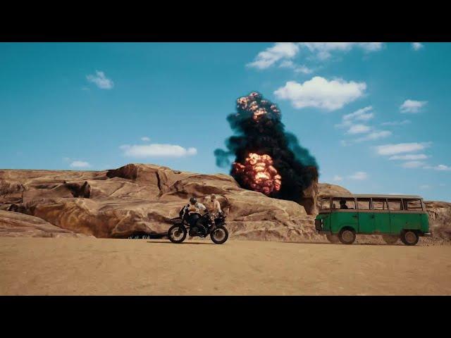 PUBG Desert Map - Xbox One Launch Trailer