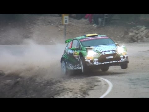 Rally RACC Catalunya | WRC Spain 2015 | Maximum Attack, Crash & Show | ADRacing [HD]