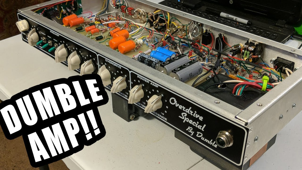 [FPWZ_2684]  Building A Dumble Overdrive Special 102 Style Guitar Amp From Start to  Finish - YouTube | Dumble Amp Wiring Diagram |  | YouTube