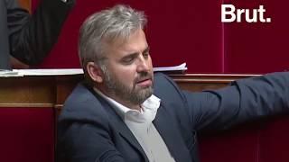 Clash entre Alexis Corbière et Manuel Valls à l'Assemblée