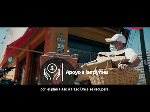 PASO A PASO, CHILE SE RECUPERA