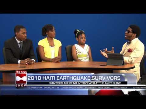 The Third Anniversary of 2010 Haiti Earthquake ( In the Wake of Quake) Third Episode