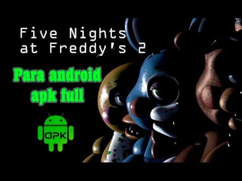 apk fnaf 2 full android