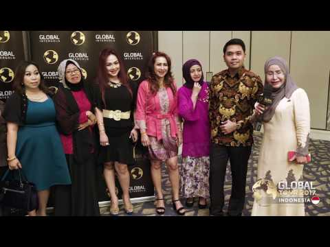 Global Tour 2017 Jakarta: Real income with Global InterGold